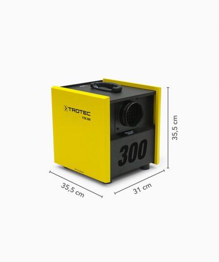 Adsorptionsluftentfeuchter TTR 300