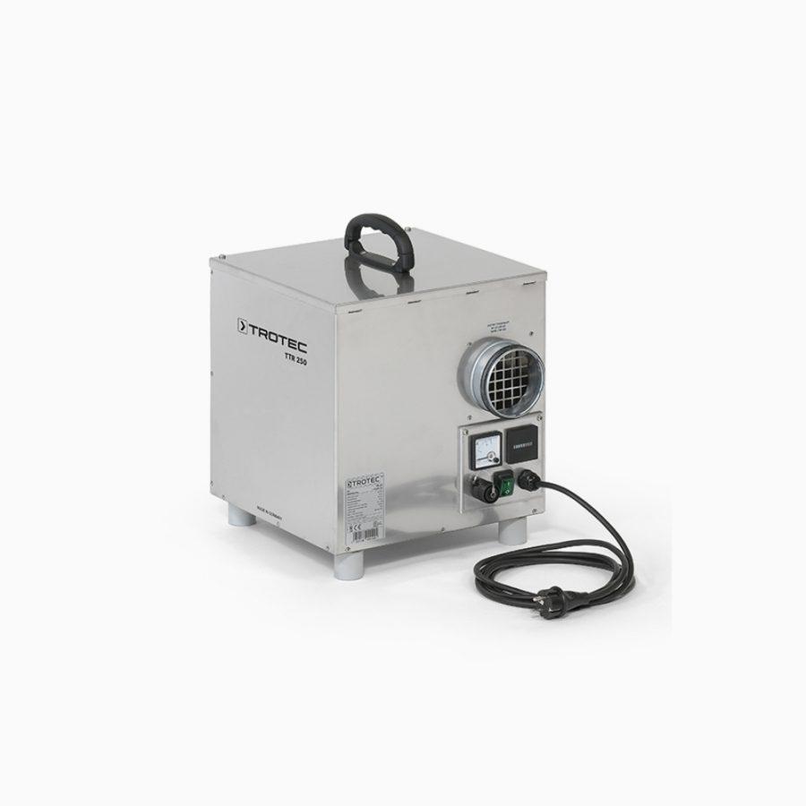 Adsorptionsluftentfeuchter Edelstahl TTR 250