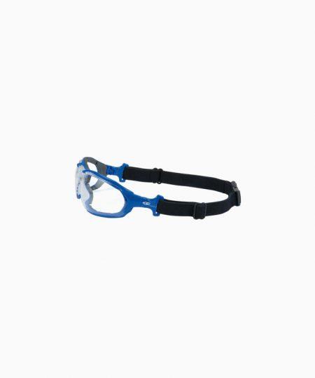 Schutzbrille, Modular Care, blau, Cofra
