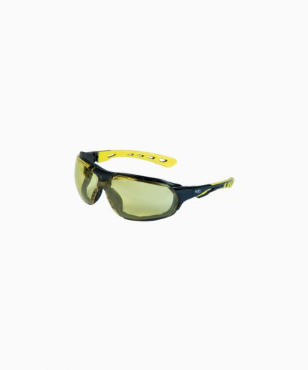 Schutzbrille, Modular Care, gelb, Cofra