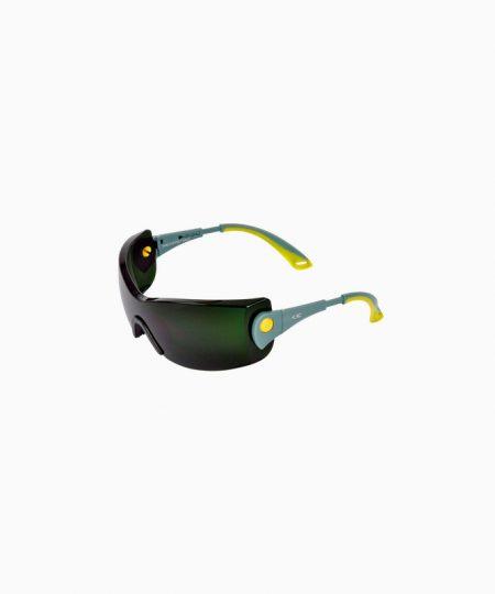 Schutzbrille, Shield-Effect Weld 5, grau, Cofra