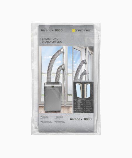 Tür- und Fensterabdichtung, Trotec, AirLock 1000