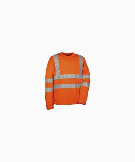 Schutzbekleidung, Langarmshirt refletiv Skittle, Cofra