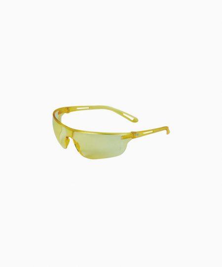 Schutzbrille, SLIMSHAPE, gelb, Cofra